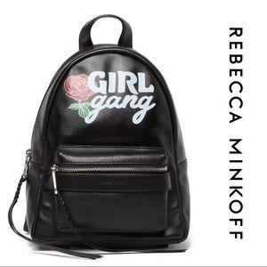 NWT Rebecca Minkoff Leather Backpack